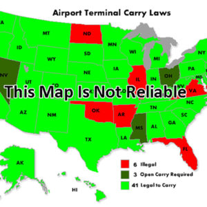 Airport carry map 1