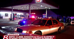 Armed Robber Is Shot And Killed By Gas Station Employee — Why This Scenario Keeps Playing Out For Law-Abiding Gun Owners