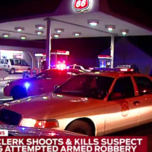 Indianapolis indiana gas station robbery