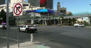 Shooting Outside The Cosmopolitan Hotel And Casino Leaves One Dead, One Injured — Main Suspect Surrendered After Stand-off With Police