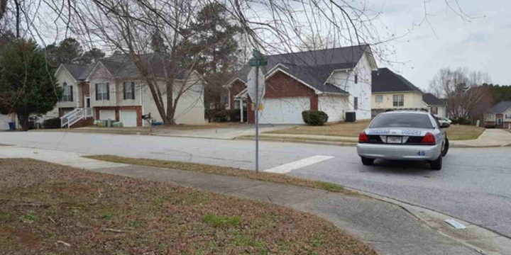 Riverdale ga home invasion