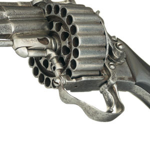 Wrong gun