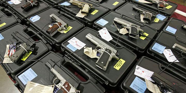 Man Leaves Gun Show With Bullet In Finger – Concealed Nation