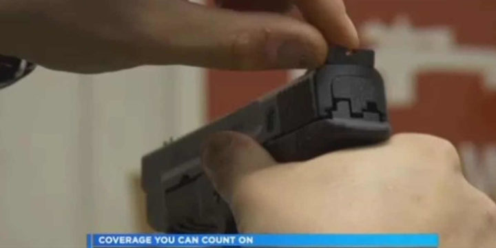 Louisiana first responders concealed carry