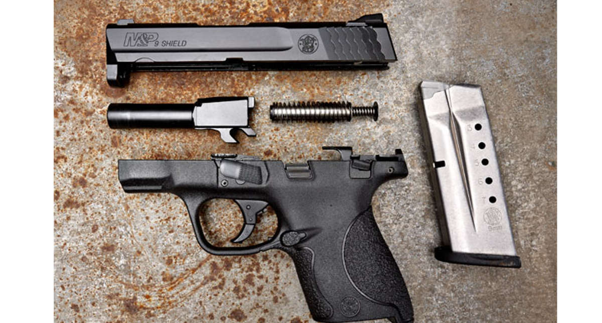 BEGINNERS: Basic Parts Of A Semi-Auto Handgun – Concealed Nation