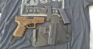 #DIGTHERIG – Ryan and his Glock 19 in an Alien Gear Holster