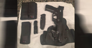 #DIGTHERIG – Scott and his Springfield XD 40 in an Alien Gear Holster