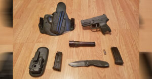 #DIGTHERIG – Shaun and his Sig Sauer P320 in an Alien Gear Holster