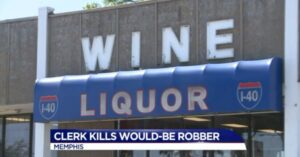 Liquor Store Employee Shoots And Kills Attempted Robbery Suspect