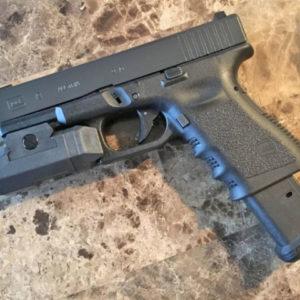 Glock 19 home gun