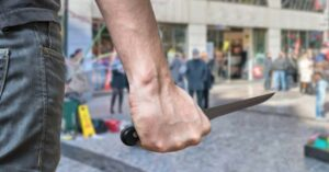 Dealing With A Knife Attack From A CCW Perspective