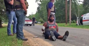 """[VIDEO] """"Suicide by cop was my intention."""" Man Kills 8, Gives Interview After Being Shot By Police"""