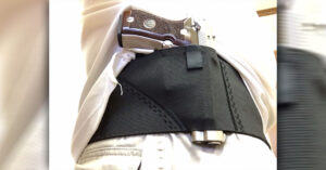 #DIGTHERIG – Terry and his Beretta 84FS Cheetah in a Can Can Holster