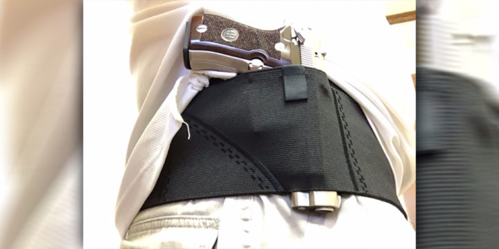 DIGTHERIG – Terry and his Beretta 84FS Cheetah in a Can Can Holster