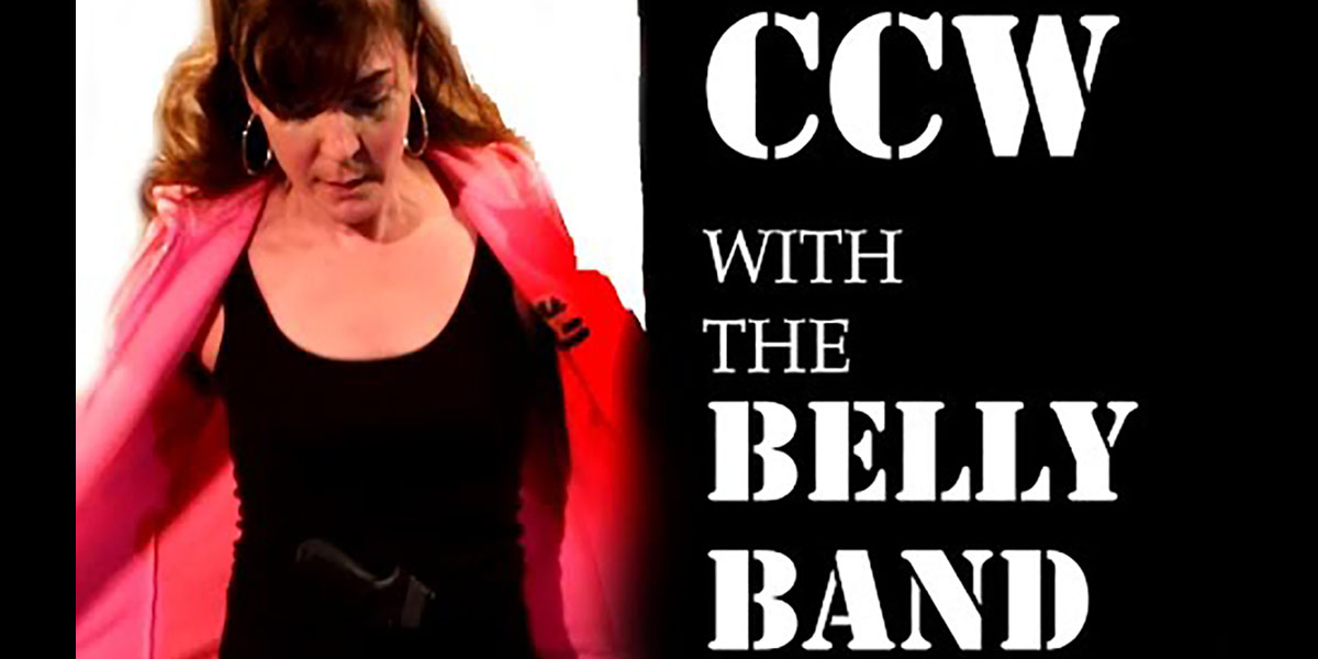 VIDEO] CCW Belly Bands – Ups and Downs – Concealed Nation