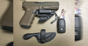 #DIGTHERIG – James and his Glock 19 in a Raven Vanguard Holster