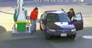 Surveillance Video Released Of Concealed Carrier Shooting Armed Man In Self-Defense At Gas Station