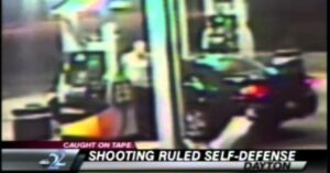 A Look Back: Surveillance Video Shows Armed Citizen Shooting In Self-Defense At Gas Station