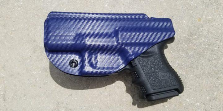 Vedder lighttuck holster review 00005