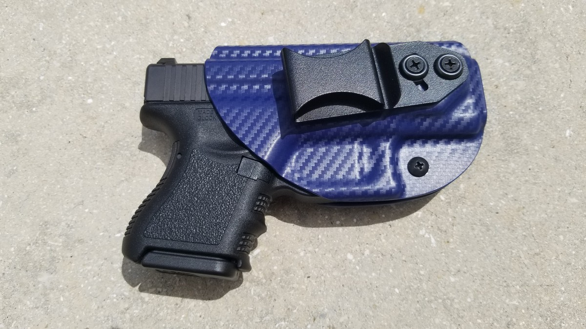 HOLSTER REVIEW] Vedder LightTuck Kydex IWB – Concealed Nation