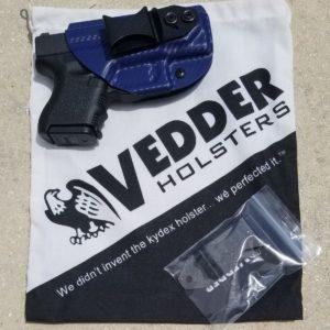 HOLSTER REVIEW] Vedder LightTuck Kydex IWB – Concealed Nation