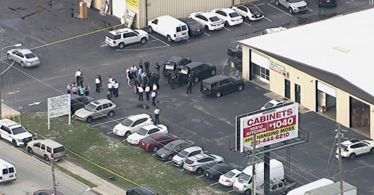 [UPDATED] Angry Ex-Employee Kills 5 At Orlando Business Before Killing Himself