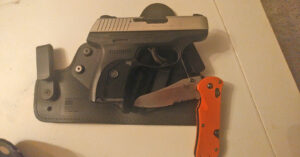 #DIGTHERIG – Bill and his Ruger LC9S Pro in an Alien Gear Holster