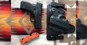#DIGTHERIG – Garrett and his Springfield XDs 9mm in an Alien Gear Holster
