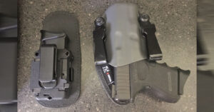 #DIGTHERIG – Patrick and his Glock 26 in a StealthGearUSA Holster