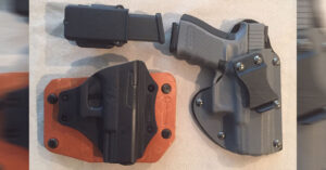 #DIGTHERIG – John and his Glock 19 in a Raw Dog Tactical Holster or an Alien Gear Holster