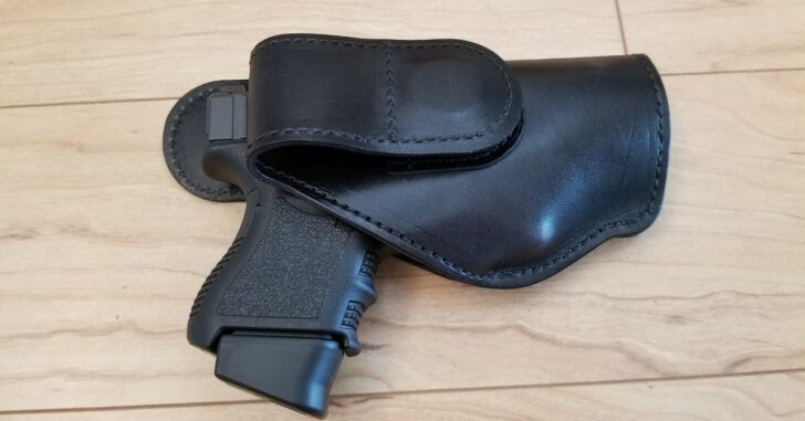 [HOLSTER REVIEW] JM4 Tactical Magnetic QCC Holster for Concealed Carry