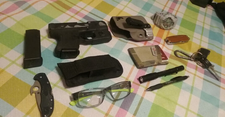 #DIGTHERIG – This Guy and his Glock 26 in a YetiTac Holster