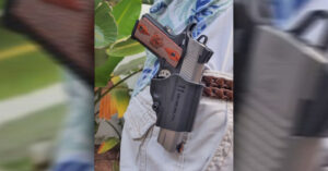 #DIGTHERIG – Jimmy and his Springfield Armory EMP4 Lightweight Champion 9mm in a Factory EMP4 Holster