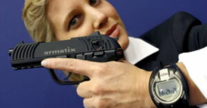 Armatix IP1 'Smart Gun' Can Be Hacked By Magnets, Rendering It a 'Stupid Gun'