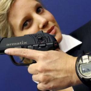 Armatix SmartGun The Perfect Combination Between a Gun and a Watch 4