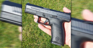 [FIREARM REVIEW] CZ P-10C