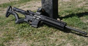 NY Hospital Shooter Used NY-Legal AR-15