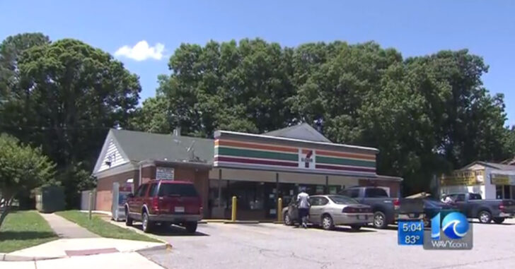 Robbery Suspect Picks Wrong 7-11, Shot By Clerk And Sent To Hospital In Critical Condition