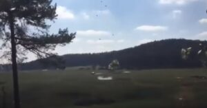 WATCH: Humvee Airdrop Goes Wildly Wrong, Soldier Charged