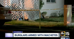 Homeowner Exchanges Gunfire With Crooks, Leaves One Dead