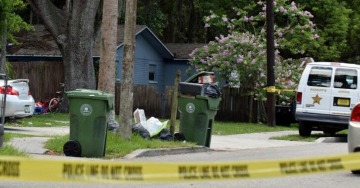 Family Argument Escalates, Two Sons Shot By Stepfather