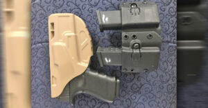 #DIGTHERIG – Patrick and his Glock 19 in a Safariland Holster