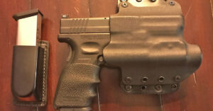 #DIGTHERIG – Jason and his Springfield XD Service 4″ .40 in a Blackpoint Tactical Holster