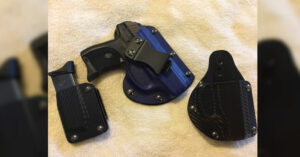 #DIGTHERIG – Joseph and his Ruger LC9S in a RawDog Tactical Holster