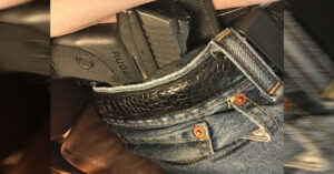 #DIGTHERIG – Gary and his Ruger LC9s in an Alien Gear Holster
