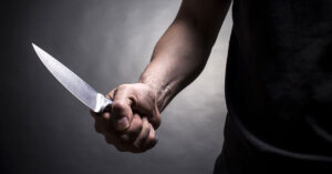 Homeowner Shoots Knife-Wielding Burglar, Because You Don't Bring A Knife. . .