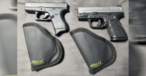 #DIGTHERIG – Joe and his Glock 42 and Springfield XD9 Mod 2 Subcompact in Sticky Holsters
