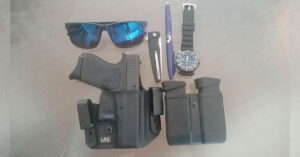 #DIGTHERIG – Zach and his Glock 43 in a L.A.G Holster
