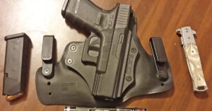 #DIGTHERIG – Kyle and his Glock 23 in a Alien Gear Holster