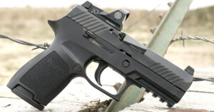 SIG SAUER Responds To Rumors Of P320 Safety Issues